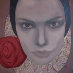 Red_rose.70-70.oil_on_canvas