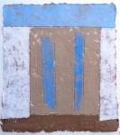10. DOOR, 58cm x 65cm, paper, 2014