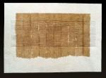 5. BIG CURTAIN, 122cm x 89cm, paper, 2001