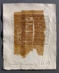 8. THREE  CURTAINS, 40cm x 50cm, paper, 2009