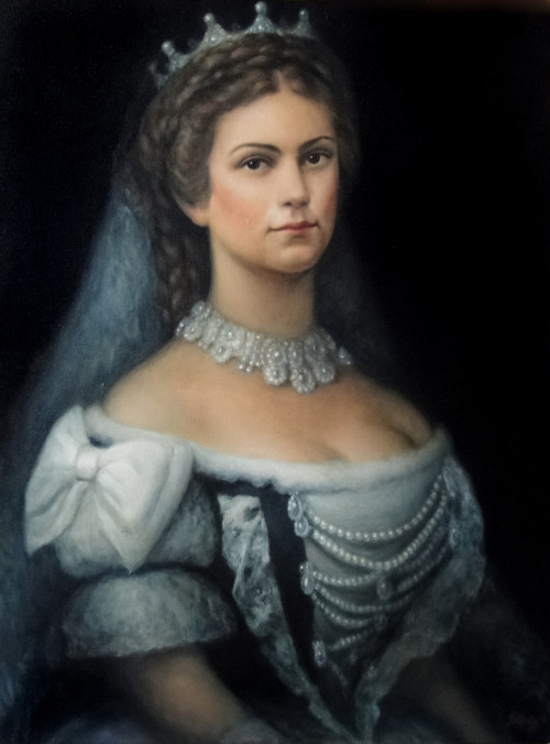 Queen Eliszabeth (Sissi)